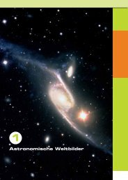 Astronomische Weltbilder