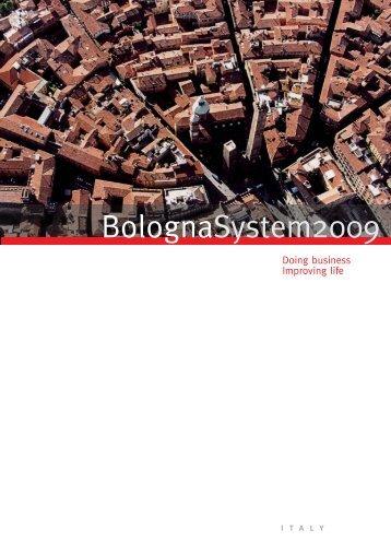 Bologna System 2009 - PromoBologna