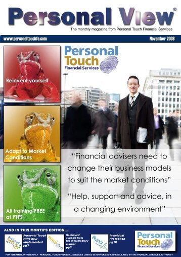 Personal View - View Website