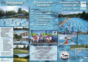 I95 Flyer - Schwimmverein Iserlohn 1895 eV