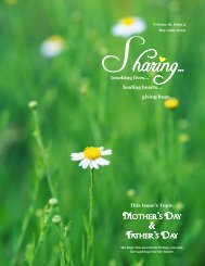 Mother's Day Mother's Day & Father's Day Father's Day - Share ...