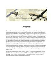 Program LM seminar 2013 - Høgskolene i Forsvaret