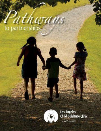 2007 Annual Report - Los Angeles Child Guidance Clinic