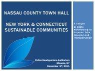 Nassau Town Hall - Sustainable NYCT