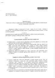 Metodický pokyn Ministerstva kultury k zapůjčování sbírkových