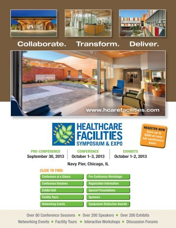Facility Strategies to Increase Market Share in a ... - JD Events