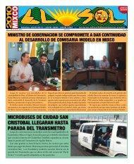 microbuses de ciudad san cristobal llegaran ... - ElsoldeMixco.com