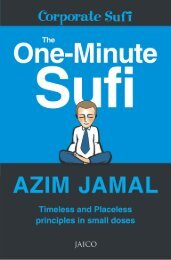 The One-minutes Sufi-II.pmd - Jaico Publishing House