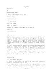 Stavební zákon č. 183/2006 Sb.