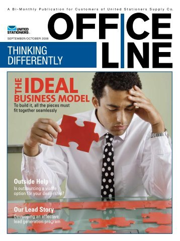 THINKING DIFFERENTLY - Ussco.com