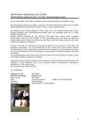SRC Rottweiler Spezialschau CAC 1 - Schweizerischer Rottweiler ...