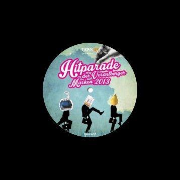 Hitparade_Studie_2013 - Vorarlberg Milch