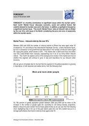 Foresight issue 37 - VisitBritain
