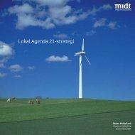 Lokal Agenda 21-strategi - Region Midtjylland