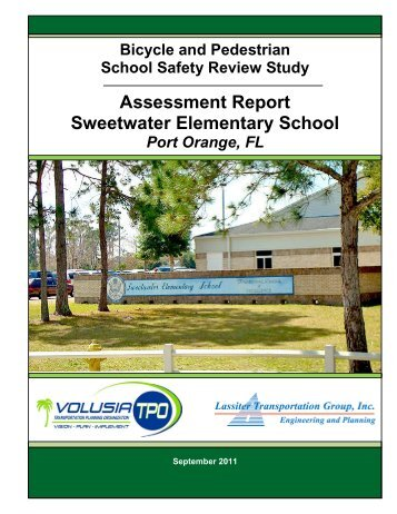 Final Assessment Report - Volusia TPO | Transportation Planning ...
