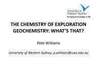 Powerpoint as a 2.5MB .pdf - Sydney Mineral Exploration ...
