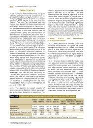 Employment - Union Budget & Economic Survey