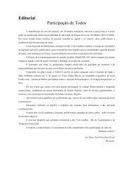 Editorial Participação de Todos - Crefito5