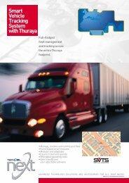 Smart Vehicle Tracking Systems - Satellite Internet | Phone