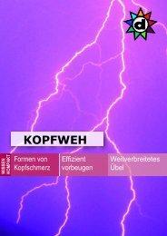 KOPFWEH - Die-Drogerie.ch