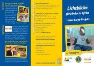 Lichtblicke für Kinder in Simbabwe - Hilfswerk der Deutschen Lions ...