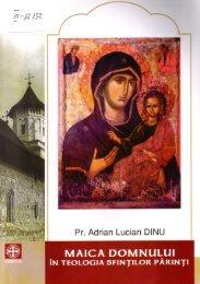 Adrian Lucian Dinu - Maica Domnului in Teologia Sfintilor Parinti.pdf