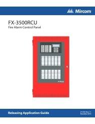 FX-3500 - Mircom