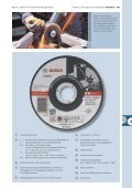 Trennen, Schruppen und Bürsten - Bosch - Seite 3