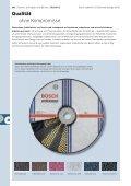 Trennen, Schruppen und Bürsten - Bosch - Seite 4