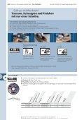 Trennen, Schruppen und Bürsten - Bosch - Seite 6