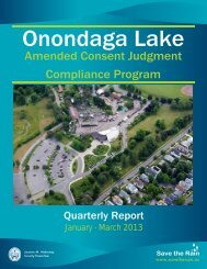 Amended Consent Judgment Compliance Program - Save The Rain