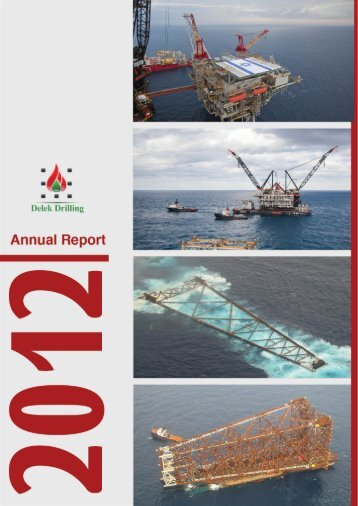 Annual Report 2012 - Delek Energy Systems