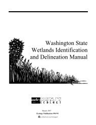 Wetland State Wetlands Identification and Delineation Manual