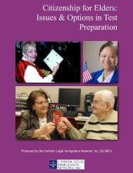 Citizenship for Elders - Catholic Legal Immigration Network, Inc.