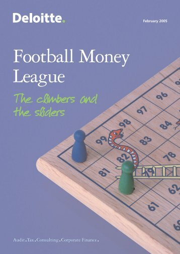 Football Money League 2005