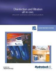 PURA Brochure - Big Brand Water Filter