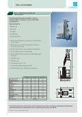 ZARGES Lifte / Bauaufzug - Zarges GmbH - Seite 6