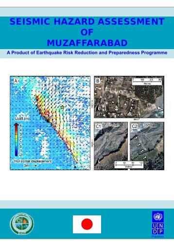 seismic hazard assessment of muzaffarabad - NDMA