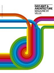 Download as PDF - Daylight & Architecture - Magazine by | VELUX