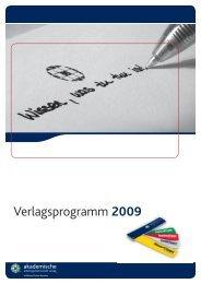 NEU - Akademische Arbeitsgemeinschaft Verlag