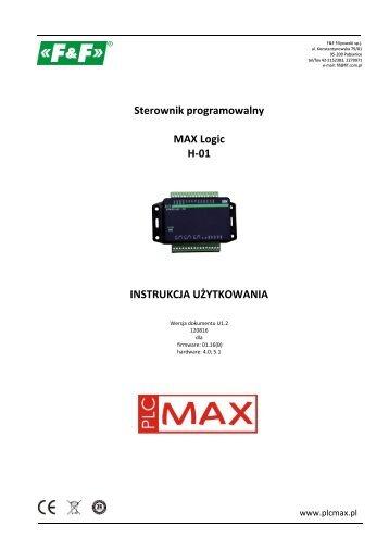 MAX Logic H01 inst U1-2 120816.pdf - F&F