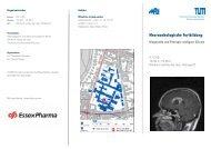 Neuroonkologische Fortbildung - NeuroKopfZentrum