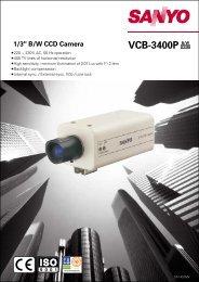 VCB-3400P - psn-web.net screenshot
