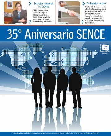 35° Aniversario SENCE