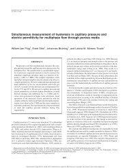 Simultaneous measurement of hysteresis in ... - Geo-Engineering