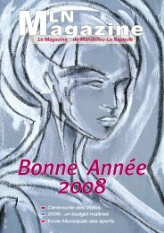 MLN janvier 08.indd - Mandelieu La Napoule