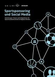 Sportsponsoring und Social Media - SPONSORs