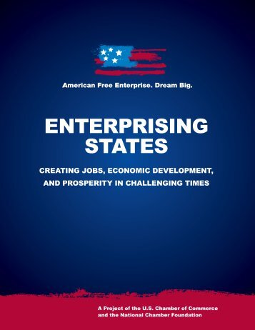 PDF: Enterprising States - US Chamber of Commerce