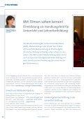Filmbildung im Unterricht und in der Lehrerfortbildung - schul-welt.de - Page 2