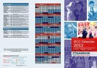 NCC Calendar - Nambour Christian College Events